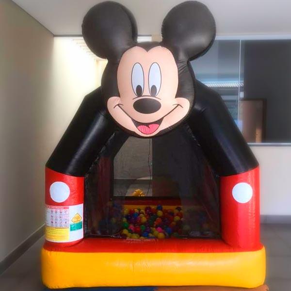 Mickey Piscina de Bolinhas